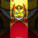 [ゲーム倉庫]モンスト覇者の塔制覇したから、メタトロンやジキハイ狙いで超チョイ玉引いてみた。